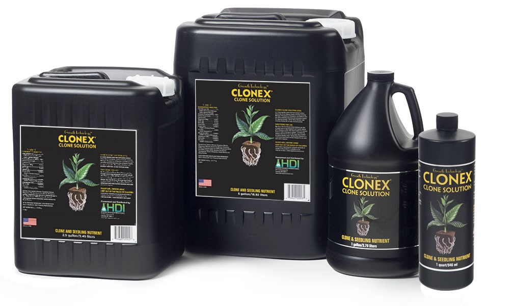 Clonex Cloning Solution Quart Free Discreet Ship Clone /& Seedling Nutrient