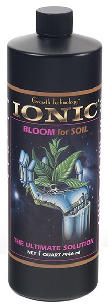 Ionic Bloom for Soil