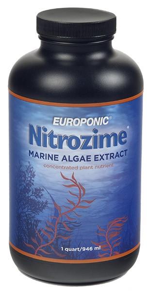 Europonic Nitrozime; seaweed extract