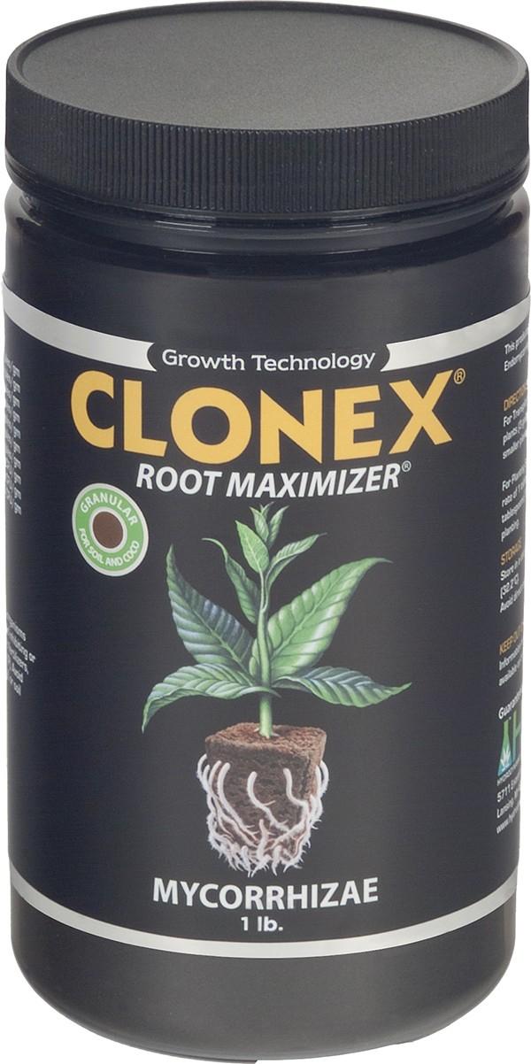 Clonex Root Maximizer Granular; mycorrhizae