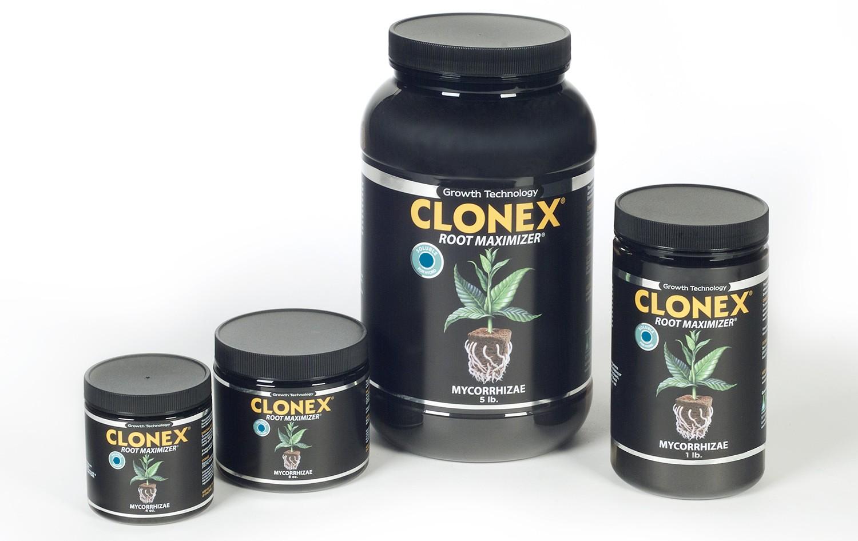Clonex Root Maximizer Soluble; mycorrhizae
